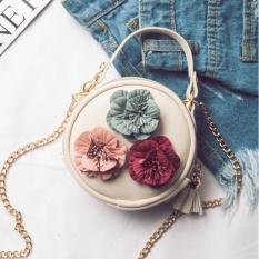 Báo Giá Children's small round female bag bag lovely flowers zero purse single shoulder bag – intl  ShopMall