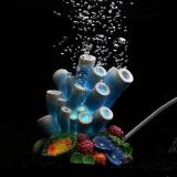 San hô Không Bong Bóng Đá Máy Bơm Oxy Bể Cá Cảnh Cảnh Quan Bubbler Vật Trang Trí Trang Trí-quốc tế