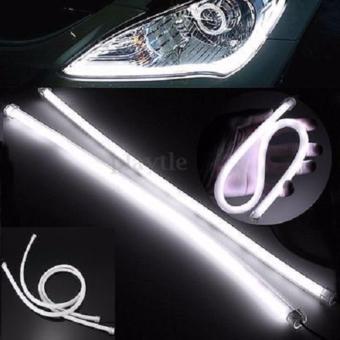 Đèn LED độ mí mắt đèn pha ô tô (dài 60cm)