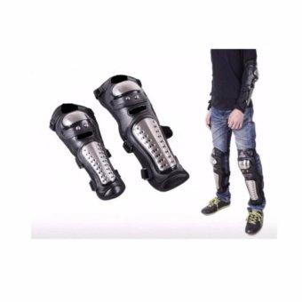 Đồ bảo vệ khửu tay, đầu gối inox khi đi phượt