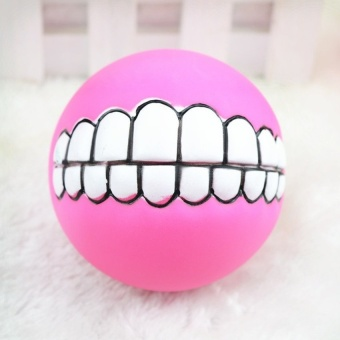 Dog Toy Ball Bite-resistant Teeth Toy Dog Sound Toys Pink - intl - 8610131 , OE680OTAA8WFZNVNAMZ-17470698 , 224_OE680OTAA8WFZNVNAMZ-17470698 , 652680 , Dog-Toy-Ball-Bite-resistant-Teeth-Toy-Dog-Sound-Toys-Pink-intl-224_OE680OTAA8WFZNVNAMZ-17470698 , lazada.vn , Dog Toy Ball Bite-resistant Teeth Toy Dog Sound Toys Pi
