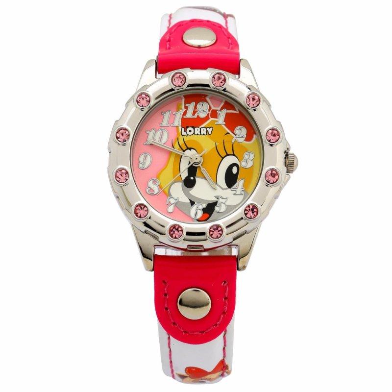 Đồng hồ bé gái GE116 (Hồng) bán chạy