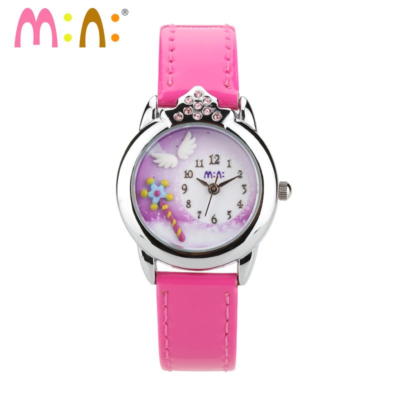 Đồng hồ Bé gái Mini Hàn Quốc BTMI054 (Hồng) bán chạy