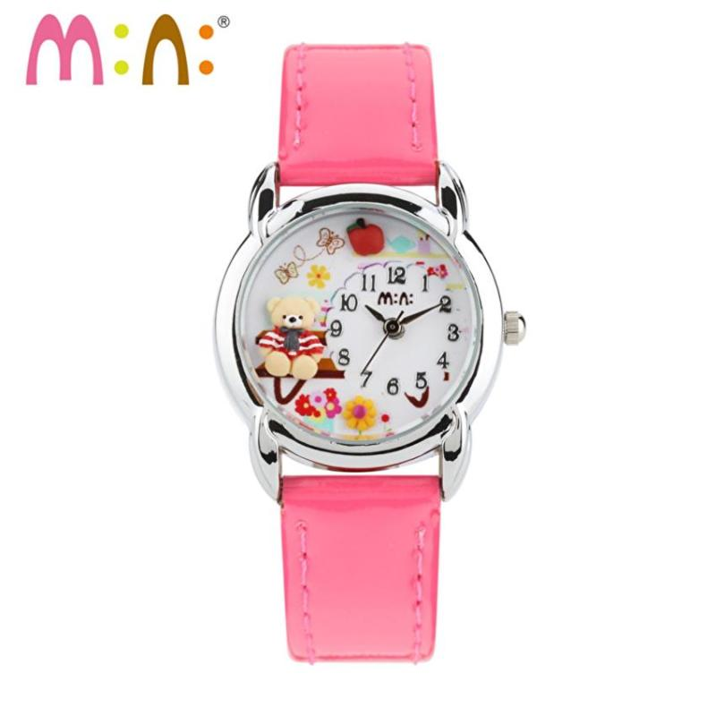 Đồng hồ bé gái Mini MI055 (Vàng hồng) bán chạy