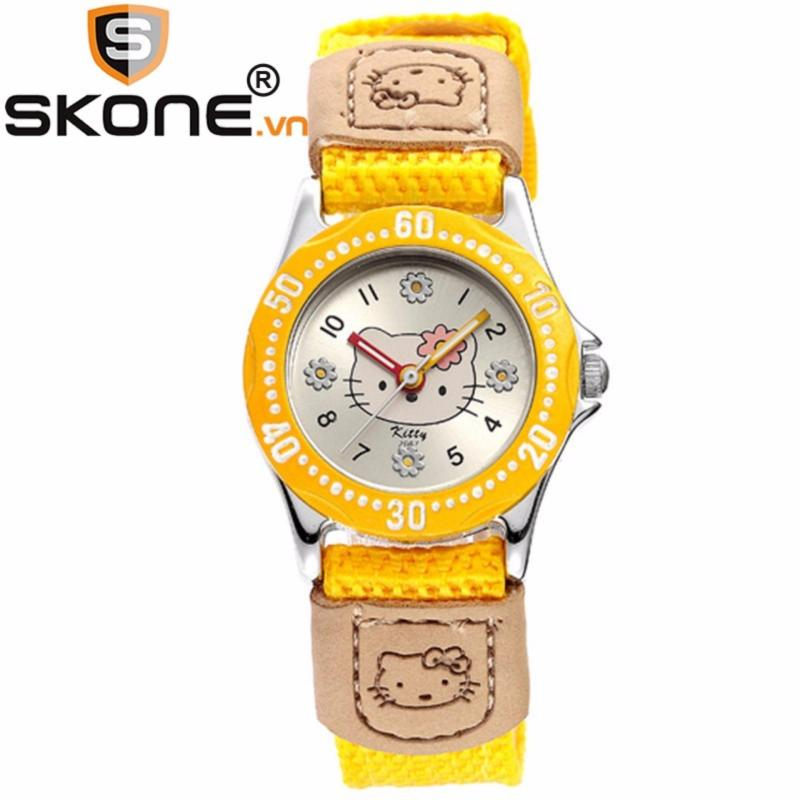 Đồng hồ bé gái SKONE - dây dù 2667-2-A bán chạy