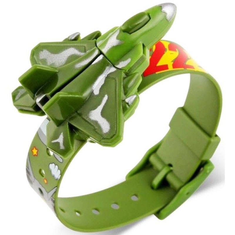 Đồng hồ bé trai dây nhựa dẻo SKMEI 11K0N43 (Xanh Rêu) bán chạy