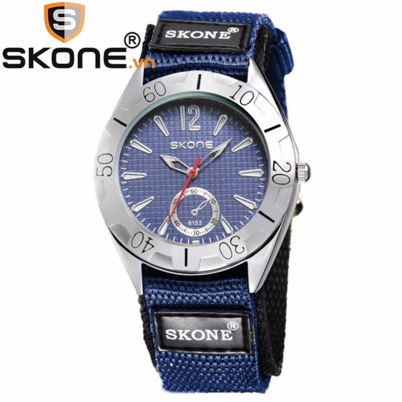 Đồng hồ bé trai SKONE - dây dù 6153-man-3 bán chạy