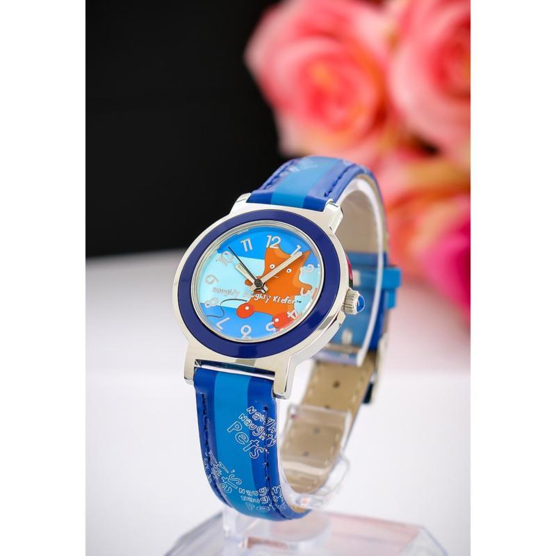 Đồng hồ cao cấp cho bé GE117 Xanh bán chạy
