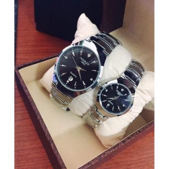 Đồng hồ cặp dây hợp kim OSHRZO 1004 - 2