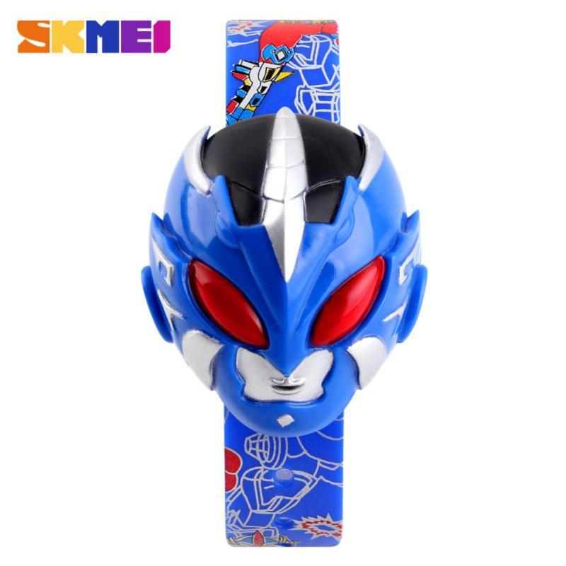 Nơi bán Đồng hồ trẻ em dây nhựa SKMEI DG1239 (Version Armor Hero)