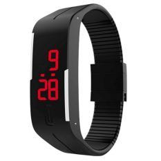 Đồng hồ đèn led thể thao (đen)