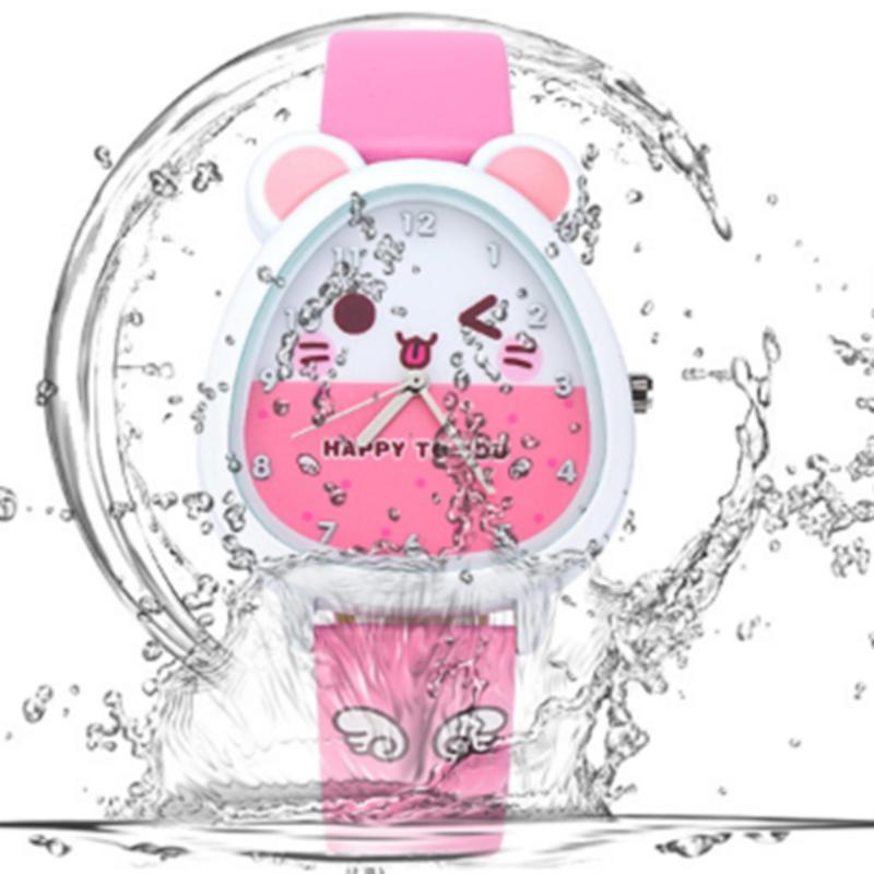 Đồng hồ đeo tay cho bé gái GE216 ( hồng ) bán chạy