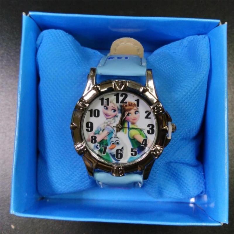 Đồng hồ đeo tay cho bé gái ( như Elsa, Minion,...) bán chạy