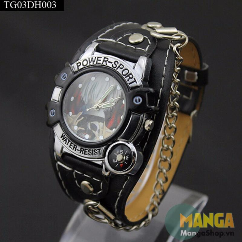 Đồng hồ Đeo Tay HipHop Tokyo Ghoul - 003 bán chạy