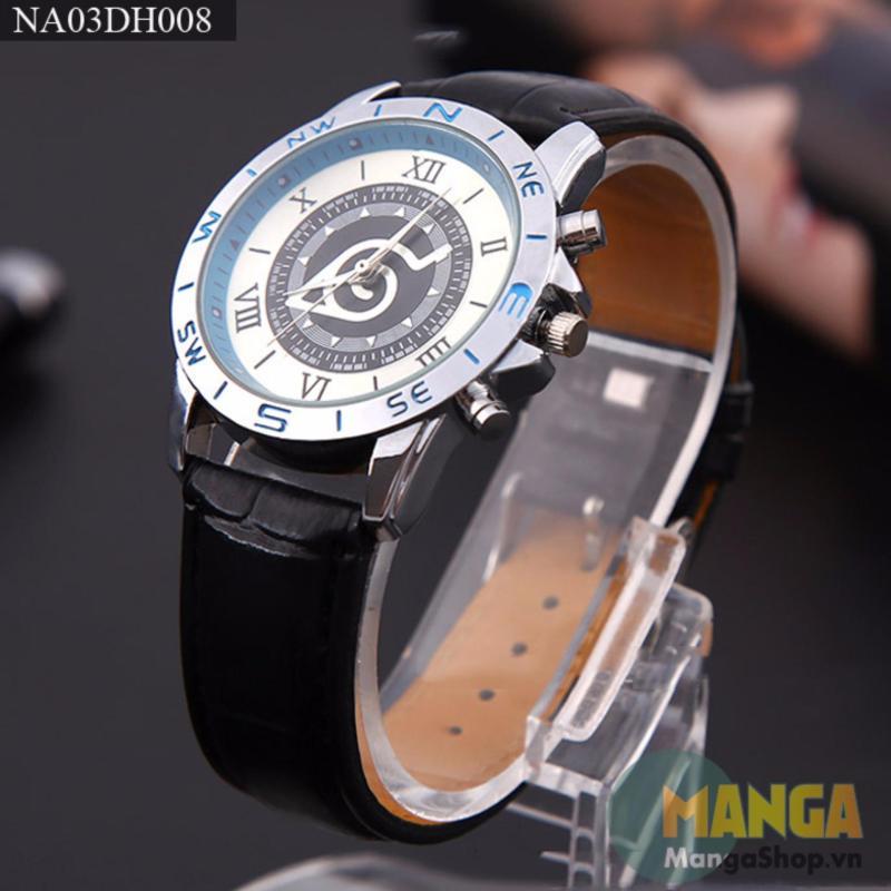 Đồng hồ đeo tay Naruto - 008 bán chạy