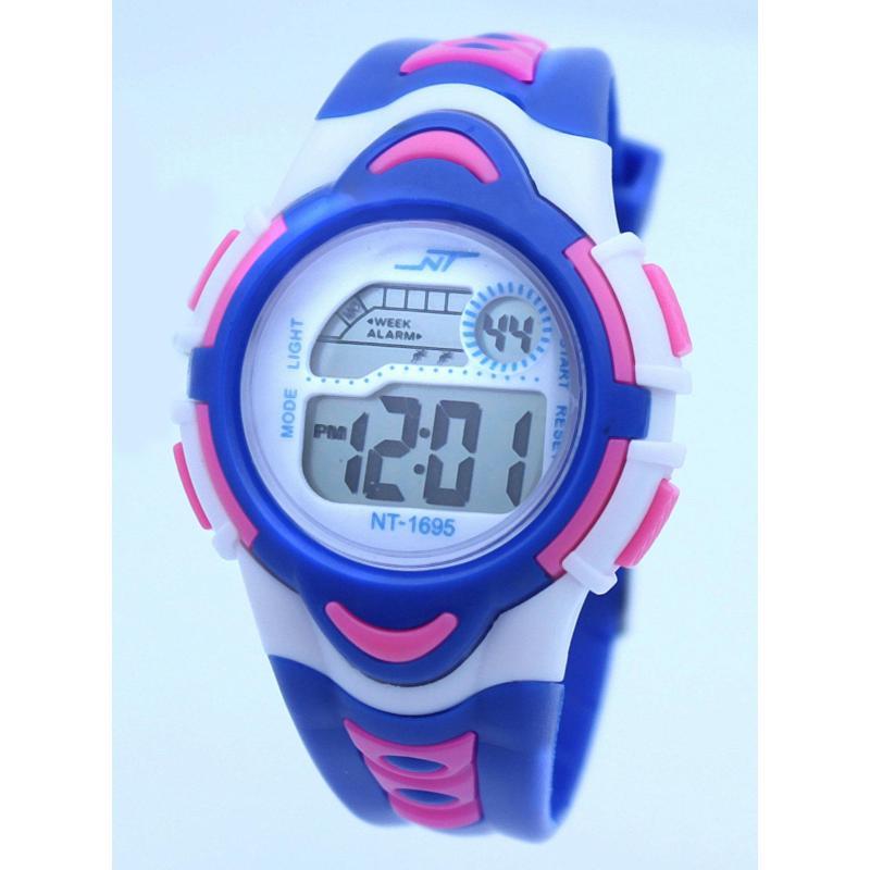 Đồng hồ điện tử trẻ em IDW 7891 (Xanh dương) bán chạy