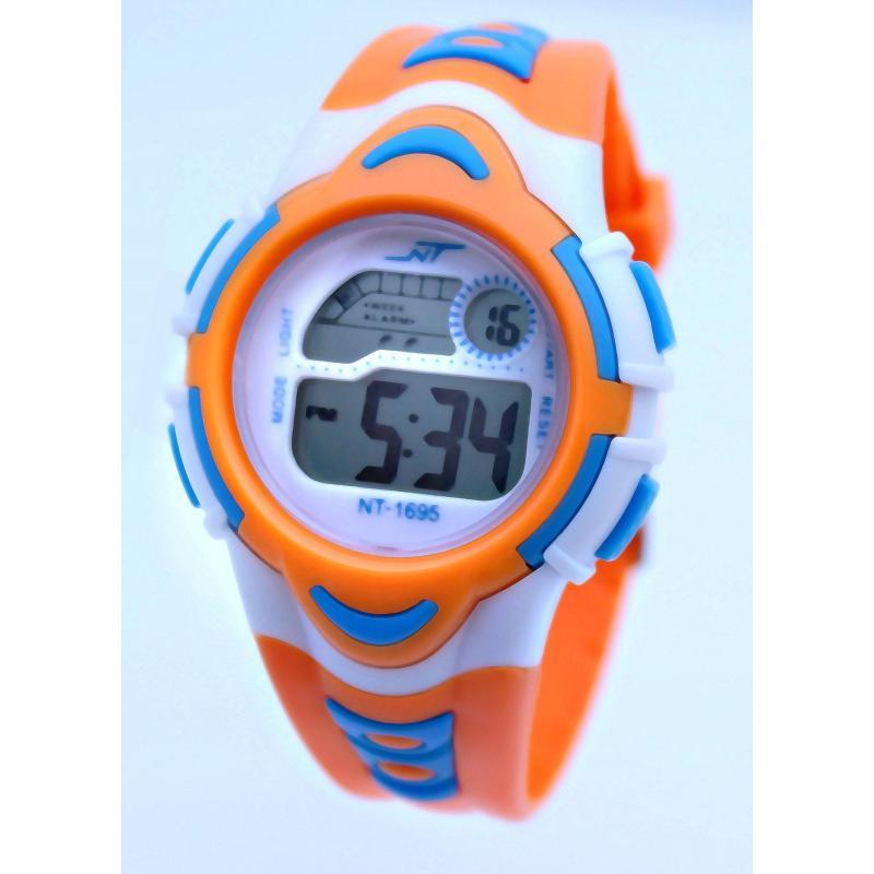 Đồng hồ điện tử trẻ em IDW 7894 (Cam) bán chạy