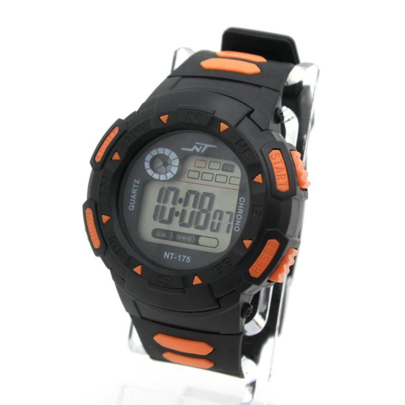 Đồng hồ điện tử trẻ em IDW 7904 (Cam) bán chạy