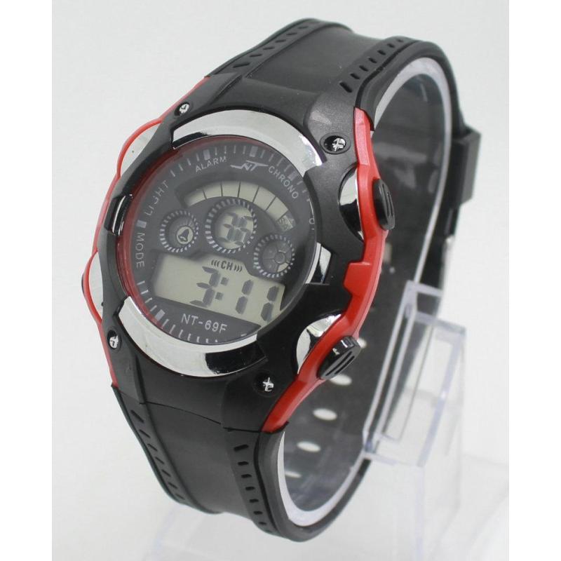 Đồng hồ điện tử trẻ em IDW 7942 (Đỏ) bán chạy