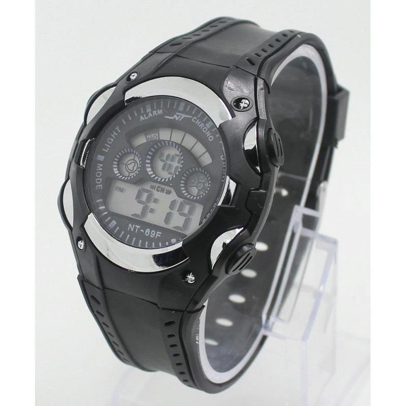 Đồng hồ điện tử trẻ em IDW 7948 (Đen) bán chạy