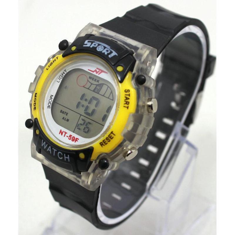 Đồng hồ điện tử trẻ em IDW 7983 (Vàng) bán chạy