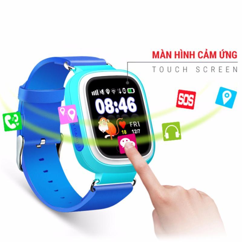 Nơi bán Đồng hồ định vị trẻ em nhiều chức năng NetWatch® V3-SE-G (Xanh)