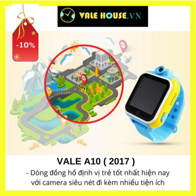 Nơi bán Đồng hồ định vị trẻ em VALE A10 XANH NƯỚC BIỂN 6542