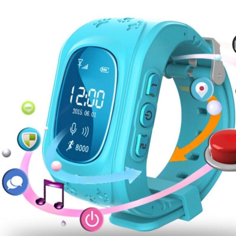 Đồng hồ định vị và giám sát trẻ em thông minh -SMARTWATCH bán chạy