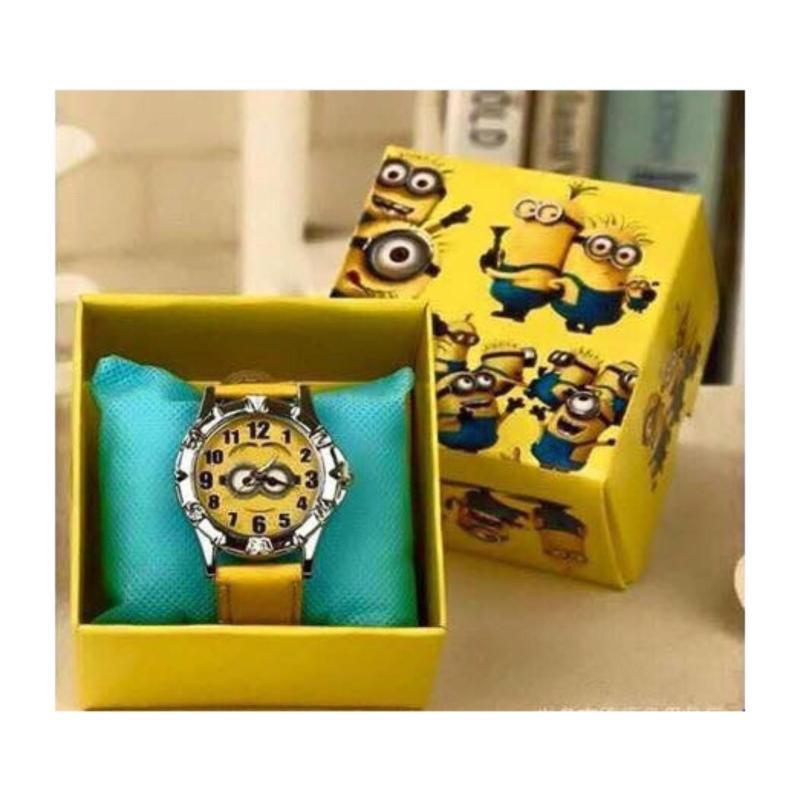 Đồng hồ hoạt hình thời trang cho bé bán chạy