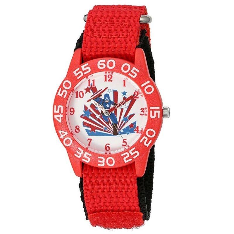 Nơi bán Đồng Hồ Kháng Nước Bé Trai Marvel Boy's Avengers Quartz Plastic And Nylon Automatic Watch (Mỹ)