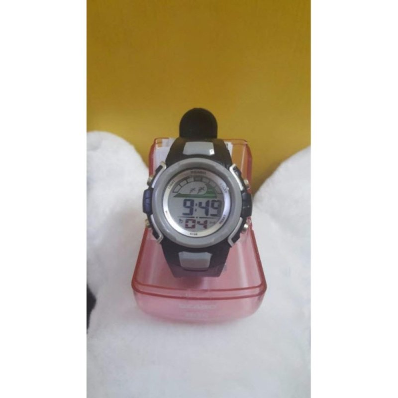 Đồng hồ kiểu dáng cá tính cho bé (Đen) bán chạy