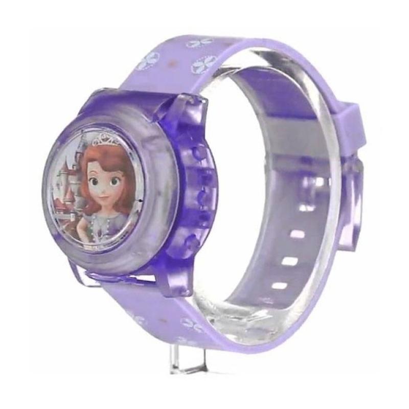 Đồng hồ LCD Flashing Musical Watch Disney Sofia bán chạy