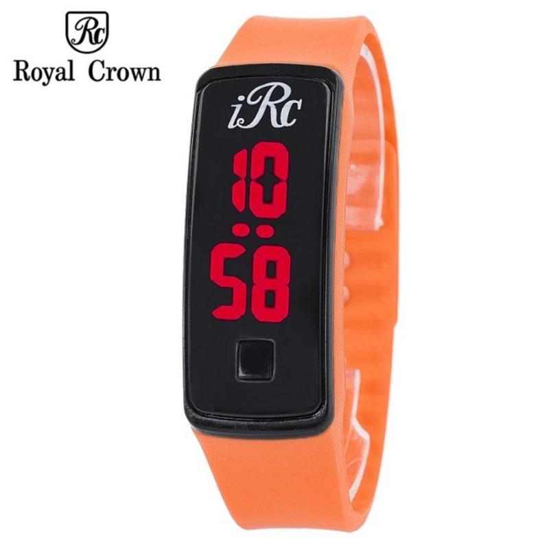 Đồng hồ Led chính hãng unisex Royal Crown Italy bán chạy