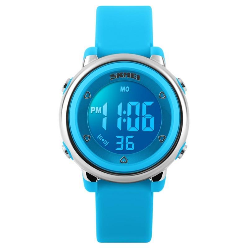 Đồng hồ Led trẻ em SKMEI SK098 - Xanh bán chạy