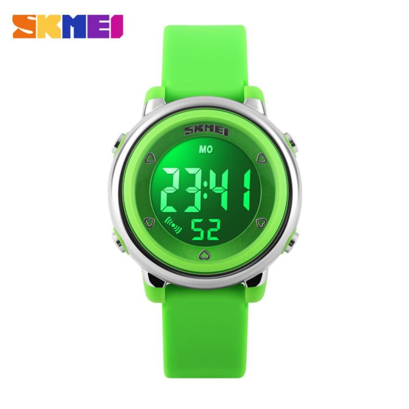 Đồng hồ Led trẻ em SKMEI SK098 (Xanh Chuối) bán chạy