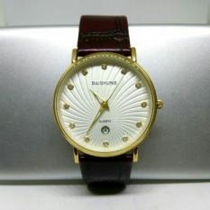 Mẫu sản phẩm Đồng hồ nam Baishuns dây da cực chất
