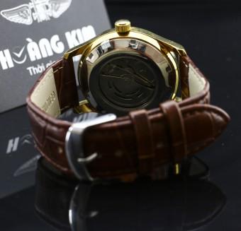 Đồng Hồ Nam Cơ dây da Automatic SEWOR993