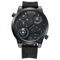 Đồng hồ nam dây cao su Weide UV1505-1C (Đen)  Time seller (Tp.HCM)