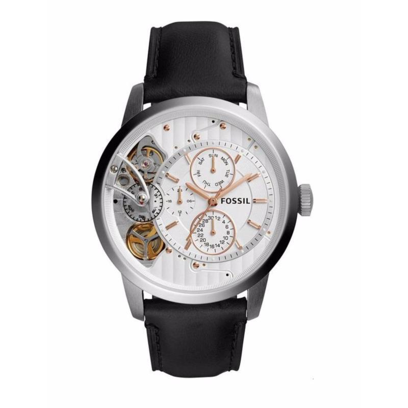 Nơi bán Đồng hồ nam dây da Fossil ME1164 (Đen)