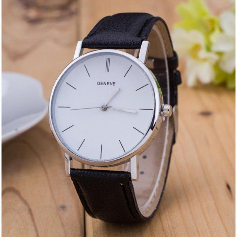 Nơi bán Đồng hồ nam dây da tổng hợp Geneve PKHRG002-1