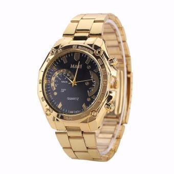 Đồng hồ nam dây hợp kim M&H 1001
