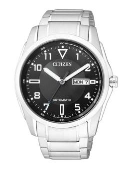 Đồng hồ nam dây kim loại Citizen NP4060-57E (Bạc)