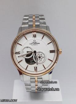 Đồng hồ Nam dây kim loại Lotusman M502A.CCW
