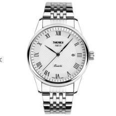Đồng hồ nam dây kim loại SKMEI 9058
