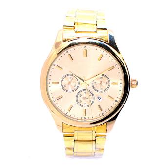 Đồng hồ nam dây thép OXFORD MW5483 (Vàng)