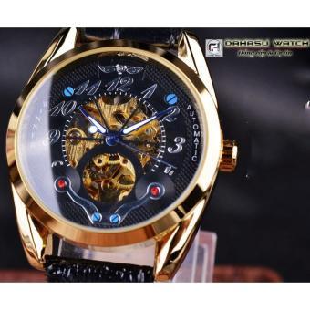 Đồng hồ nam Winner lộ máy cao cấp