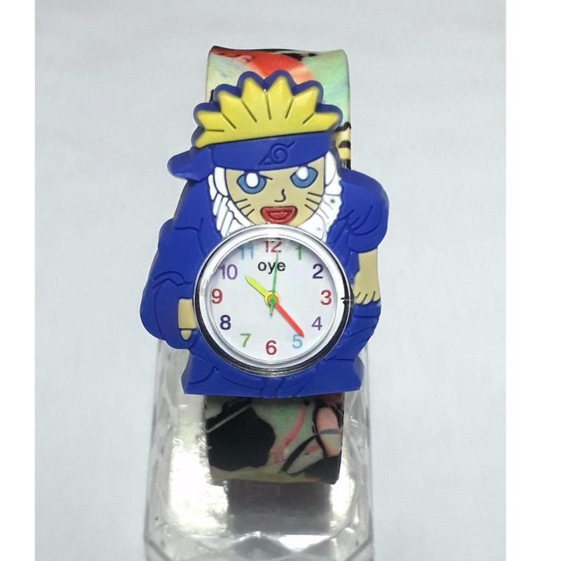 Nơi bán Đồng hồ nhựa dẻo tự uốn bé trai 020