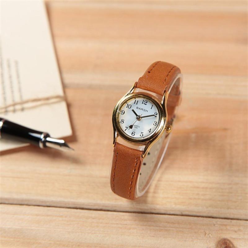 Nơi bán Đồng hồ nữ Barsh số cổ điển