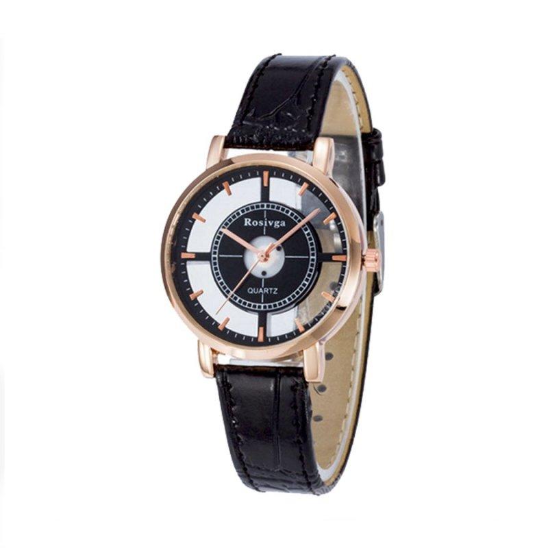 Nơi bán Đồng Hồ Nữ Dây Da Bewatch 0001591 (Đen)