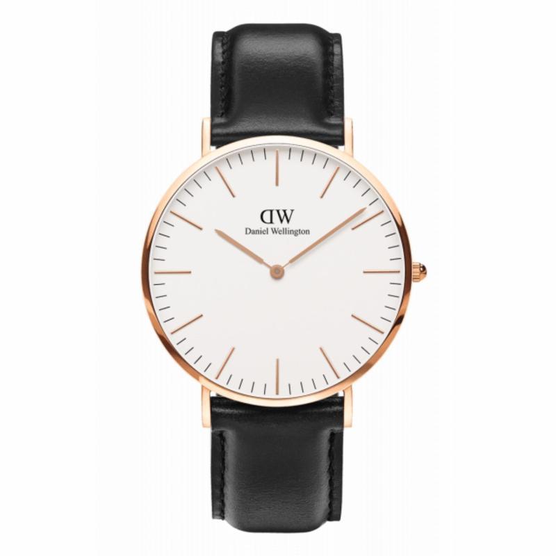 Nơi bán Đồng hồ nữ dây da Daniel Wellington Mặt 36mm - Classic Sheffield